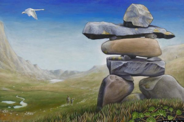 Dreamstones: The Inukshuk