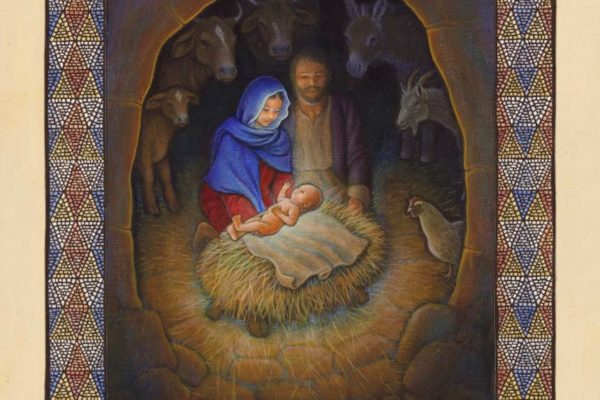 The Christmas Mystery: Baby Jesus